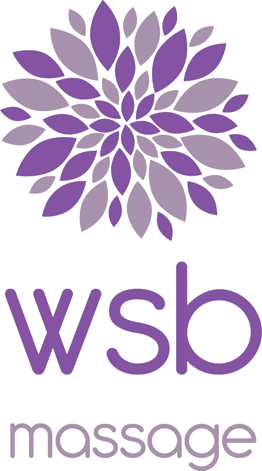 WSB Massage logo